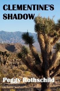 Clementines Shadow - New book cover paperback